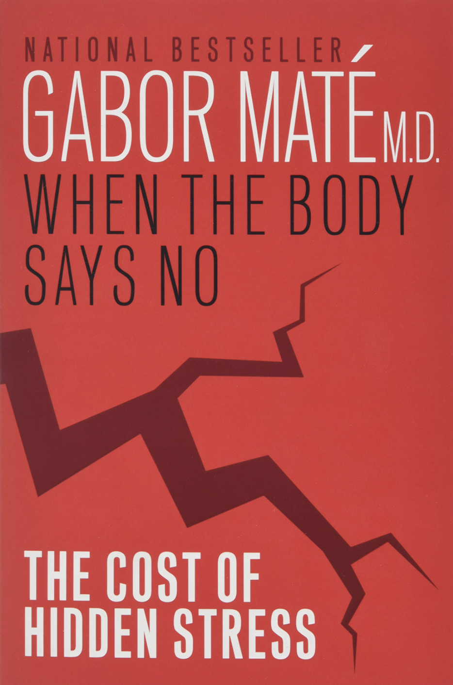 Book Cover: When The Body Says No